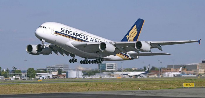 Singapore Airline Pilots Pay
