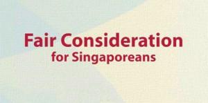 Fair Consideration Framework