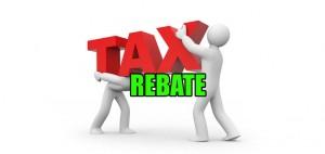 Income Tax Rebate 2015