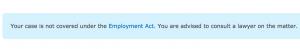 Employment Act