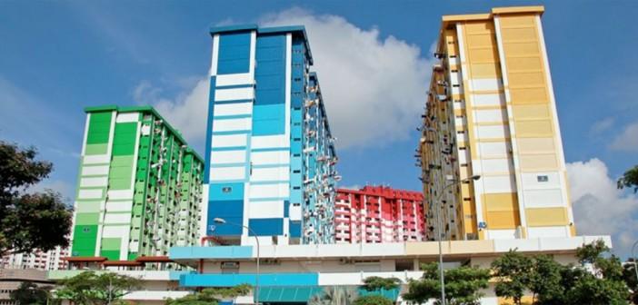 HDB Buildings