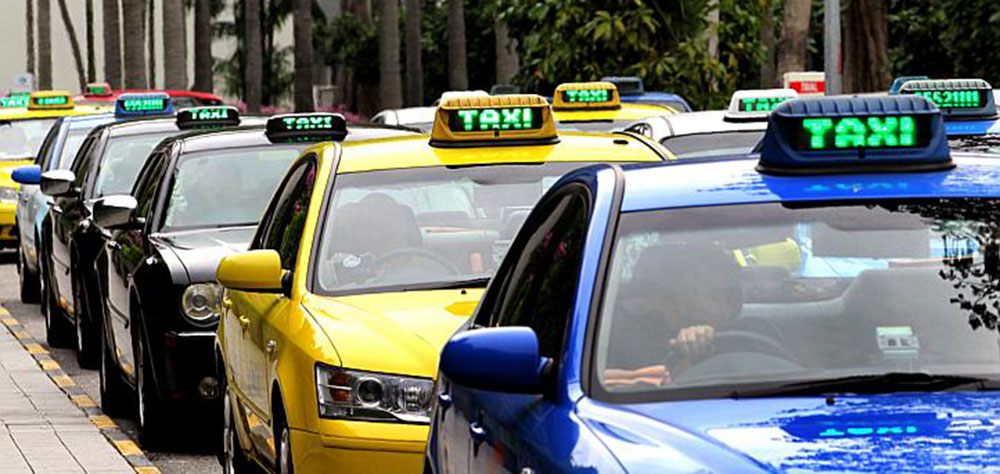 A Tourist Guide To Understanding Singapore's Taxi Fares | Salary sg