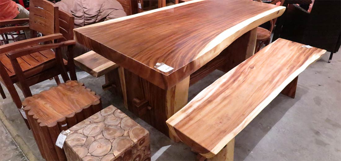 Value For Money Teak And Suar Wood Furniture In Singapore