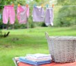 Spring laundry