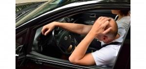 Car engine idling