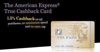 Amex True Cashback