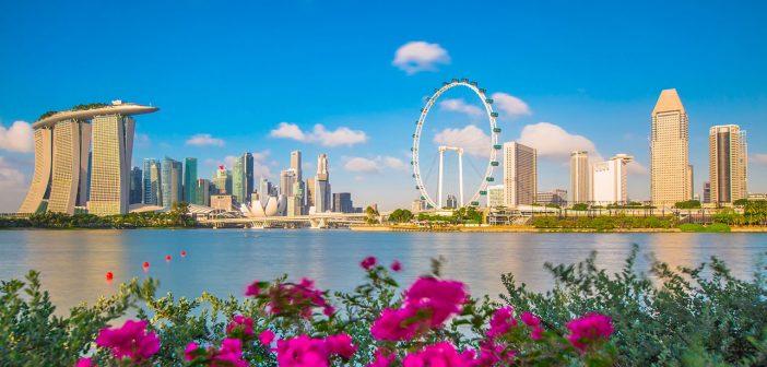Singapore Revealed as no.1 Destination for UK Expats