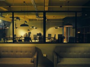 NuMoney's office in Tai Seng