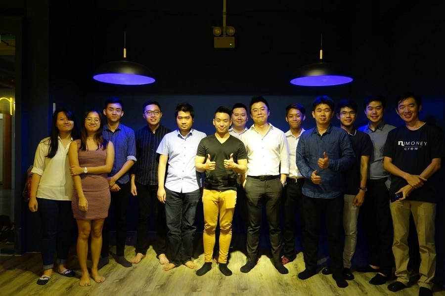 The NuMoney Malaysia and Indonesia partners