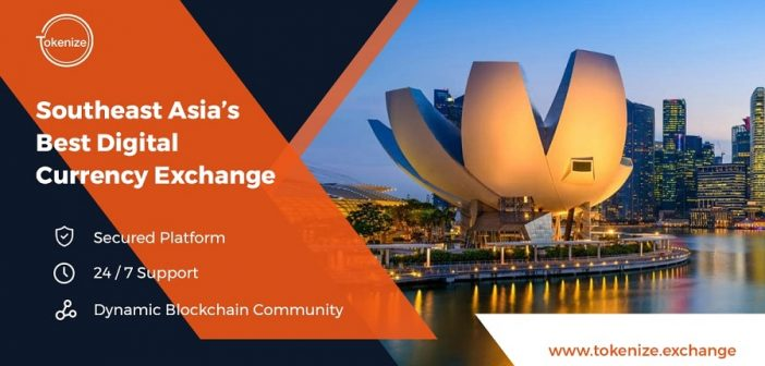 Blockchain, Singapore and a Tokenized future