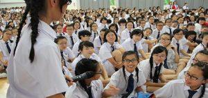 secondary school ranking 2020